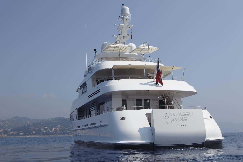 Aft On Board Yacht KATHLEEN ANNE