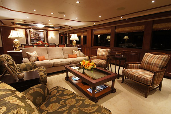 Premier Saloon On Yacht MILK MONEY