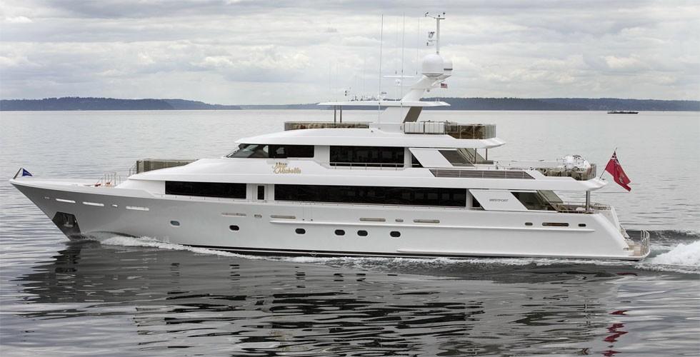 Overview Aboard Yacht MILK MONEY