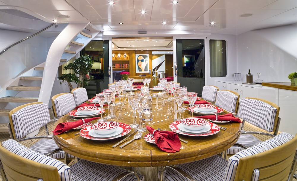 The 39m Yacht REVELRY