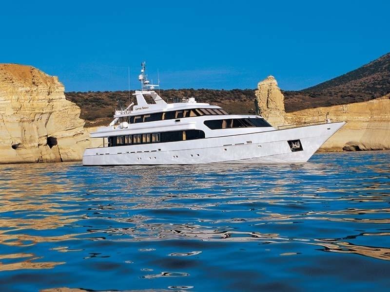 Premier Overview Aboard Yacht CARMEN FONTANA