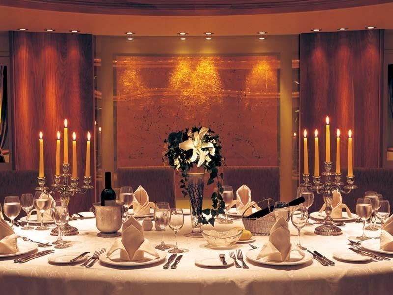 Eating/dining Saloon Aboard Yacht CARMEN FONTANA