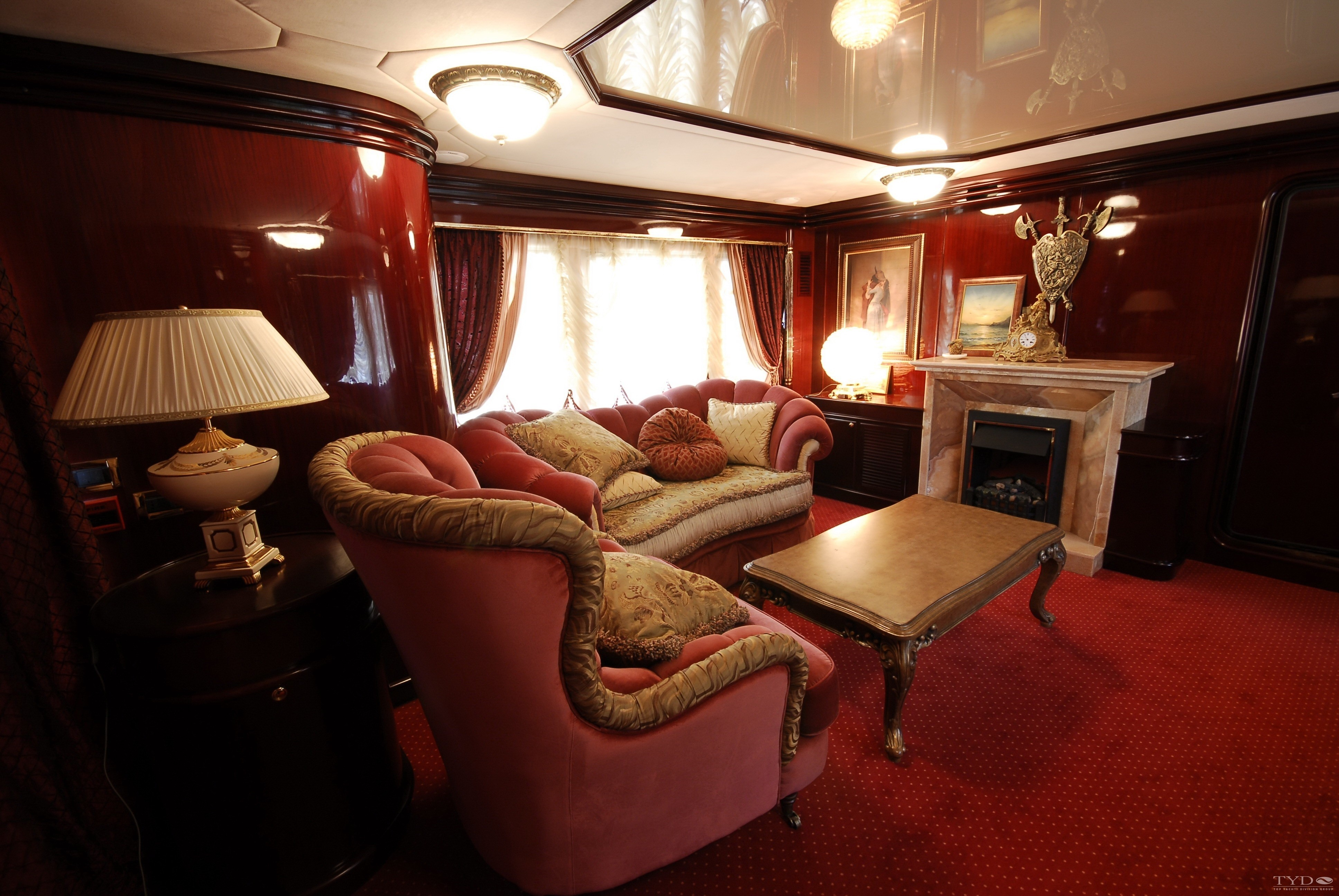 The 41m Yacht SAINT NICHOLAS