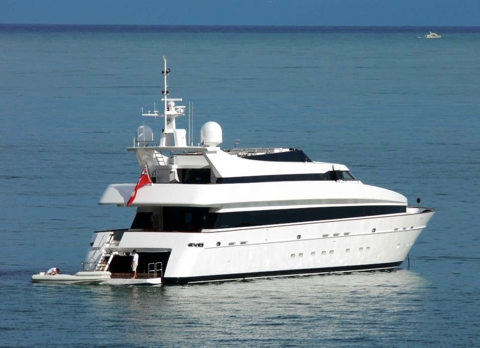 The 42m Yacht ELEMENT