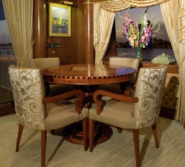 Sky-lounge Game Furniture On Board Yacht BIG ZIP