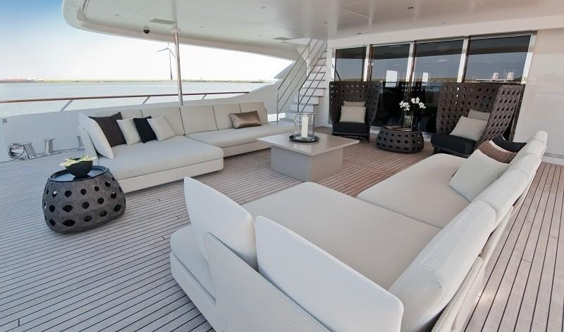 The 43m Yacht LATITUDE