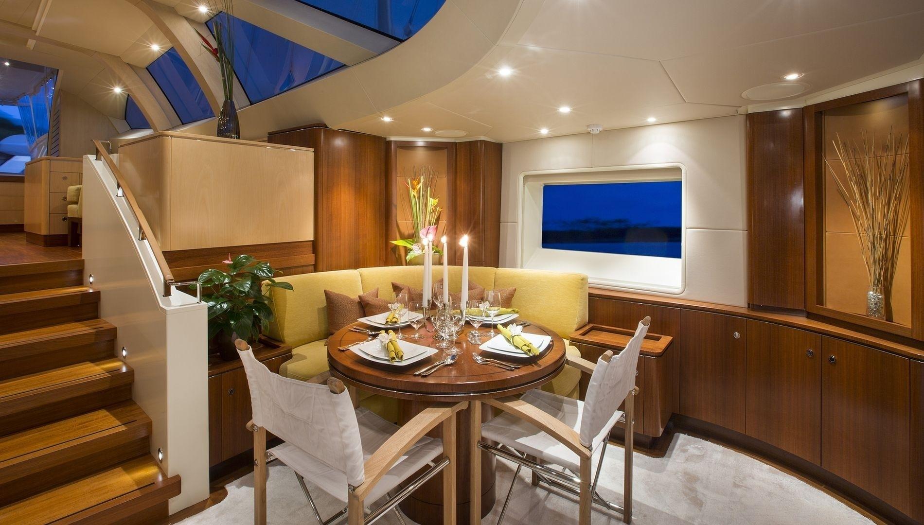 The 44m Yacht NINGALOO