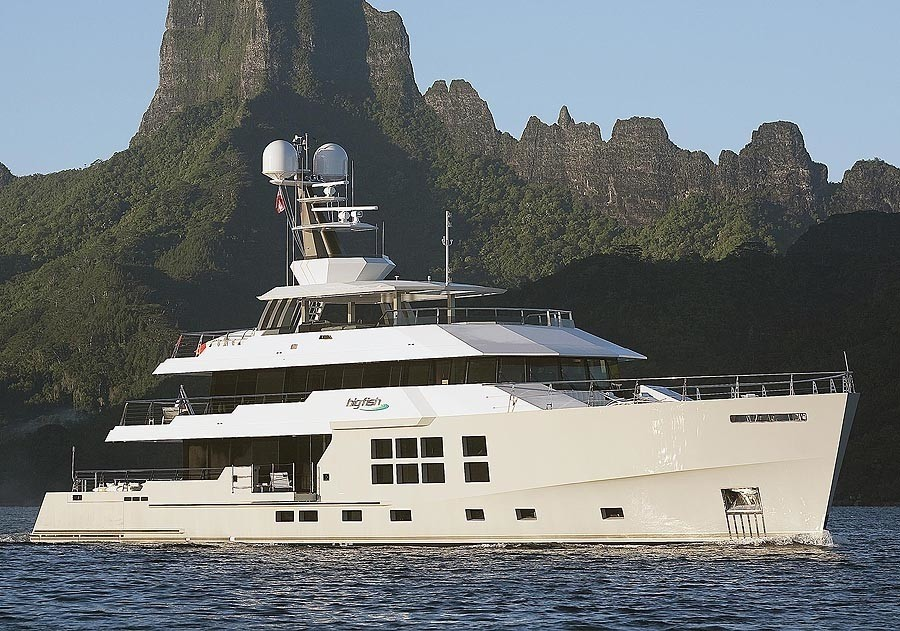 Premier Overview On Yacht BIG FISH