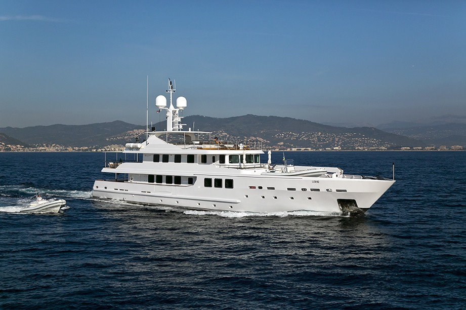 motor yacht R23 (ex Out)