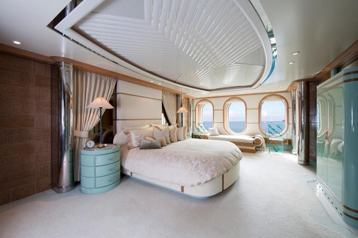 The 54m Yacht HUNTRESS II