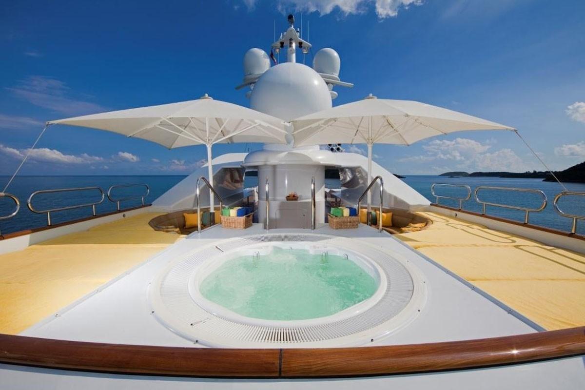 Life Aboard Yacht HUNTRESS II