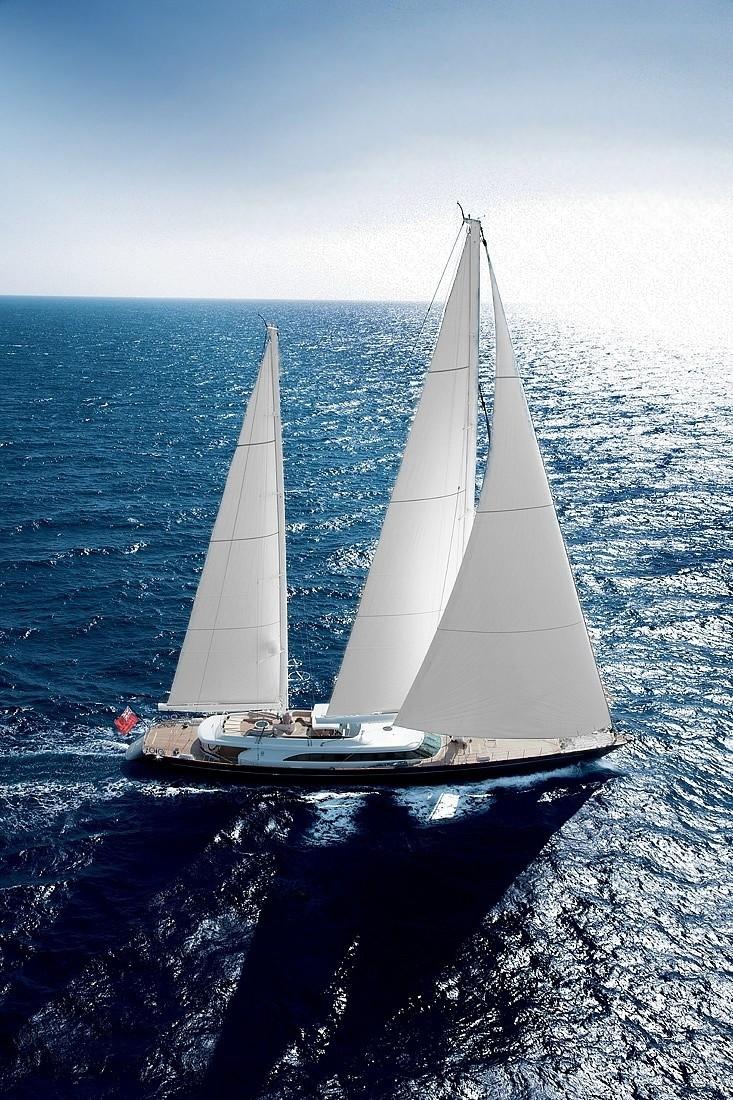 The 56m Yacht PANTHALASSA