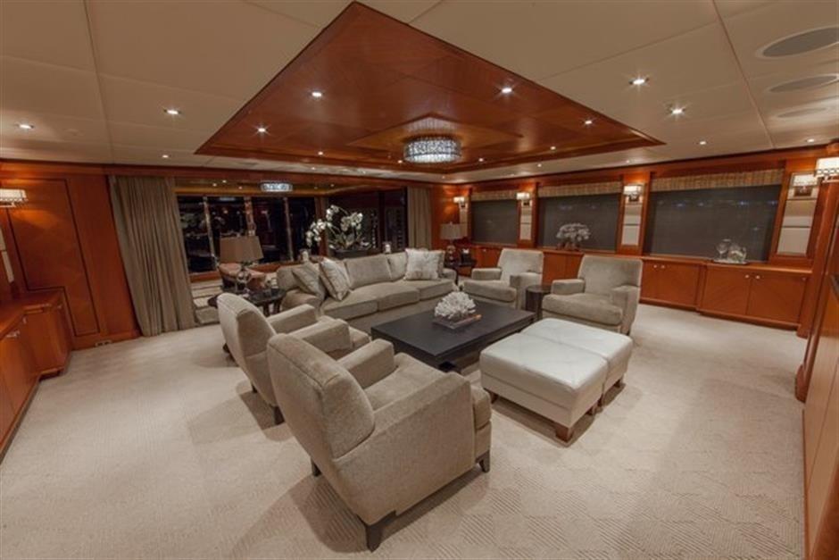 The 58m Yacht SKYFALL