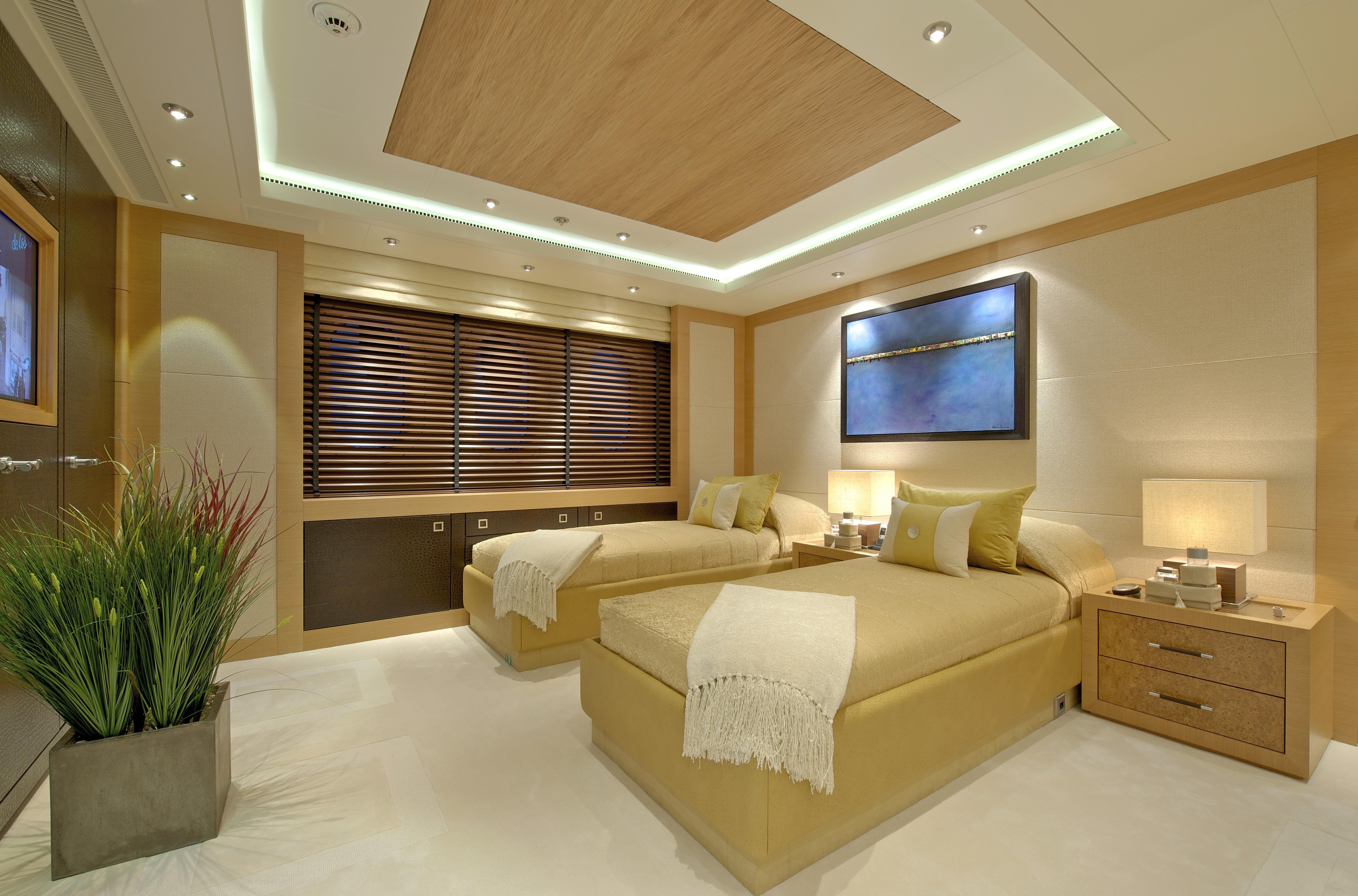 The 60m Yacht CAIPIRINHA
