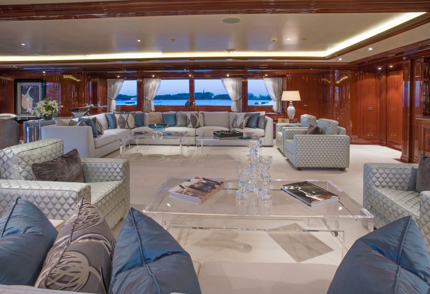 The 65m Yacht DOUBLE DOWN