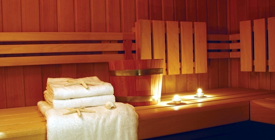 Candles: Yacht ELEGANT 007's Steam Sauna Image