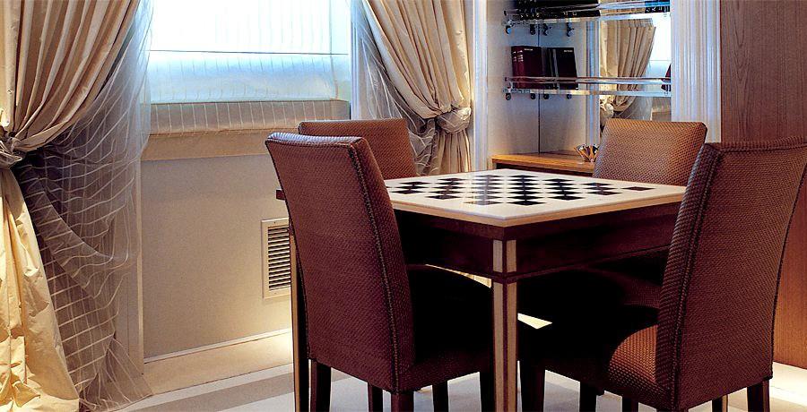 Games Furniture On Yacht ELEGANT 007