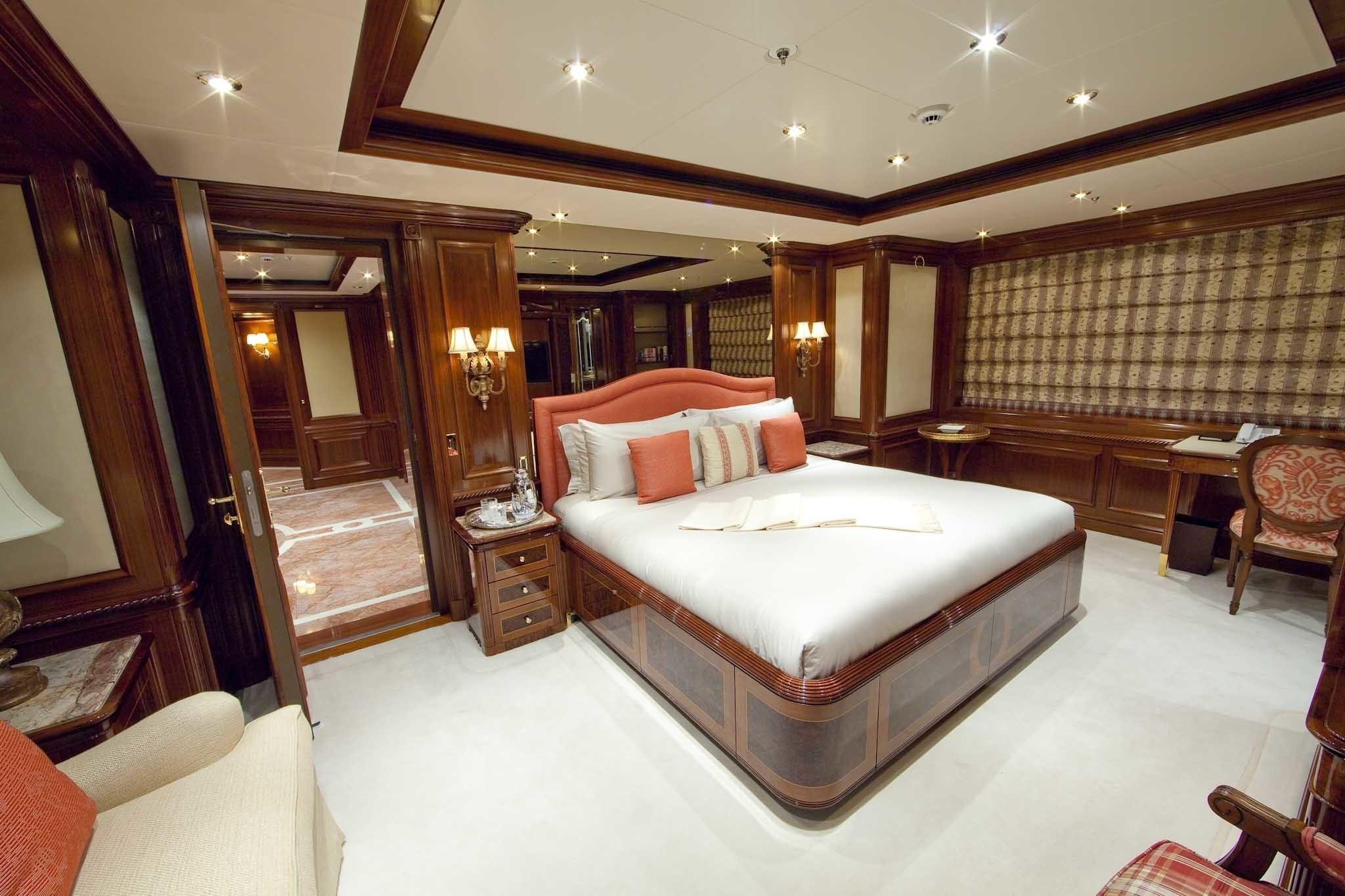 Cabin Aboard Yacht TITANIA