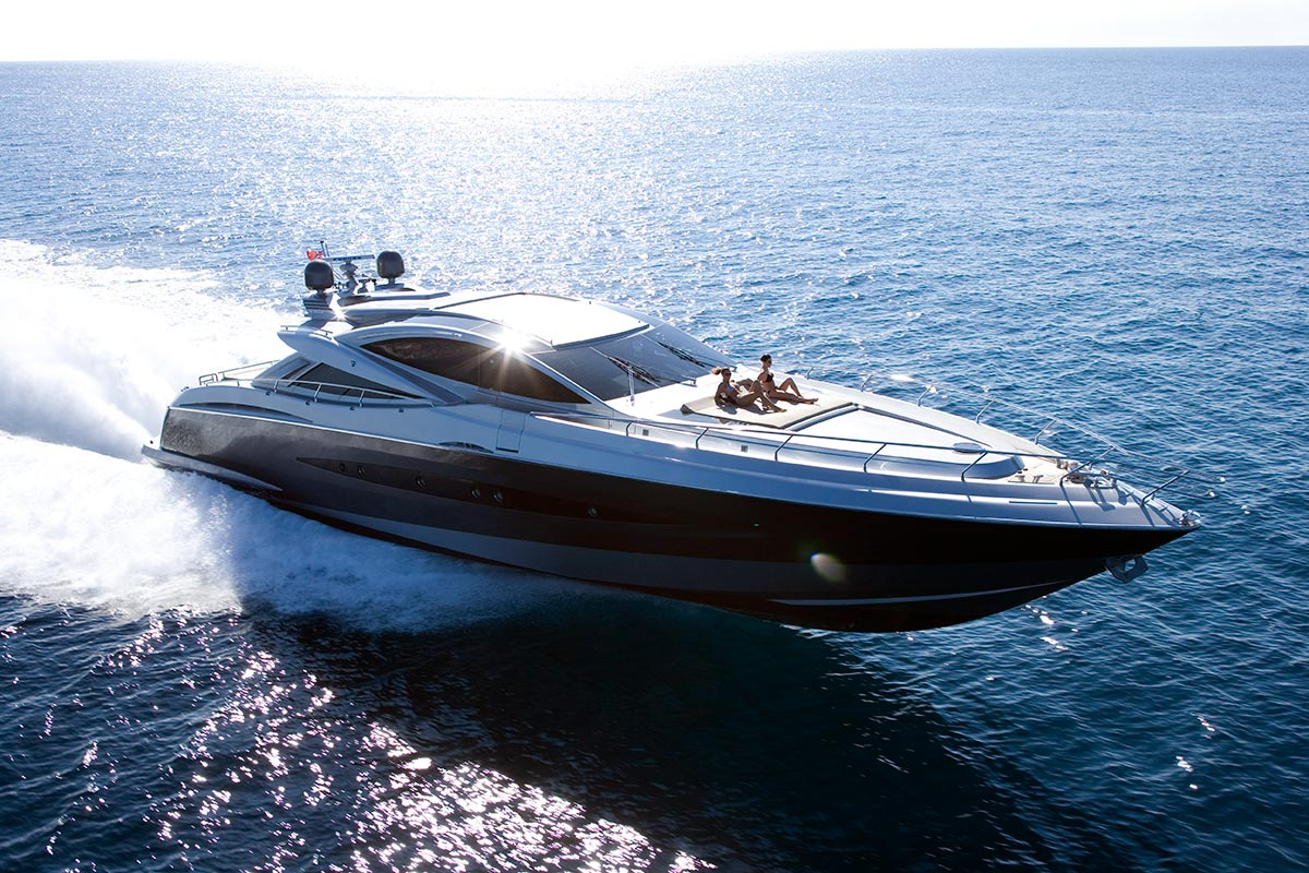 Funky Town Yacht Charter Details Canados Charterworld