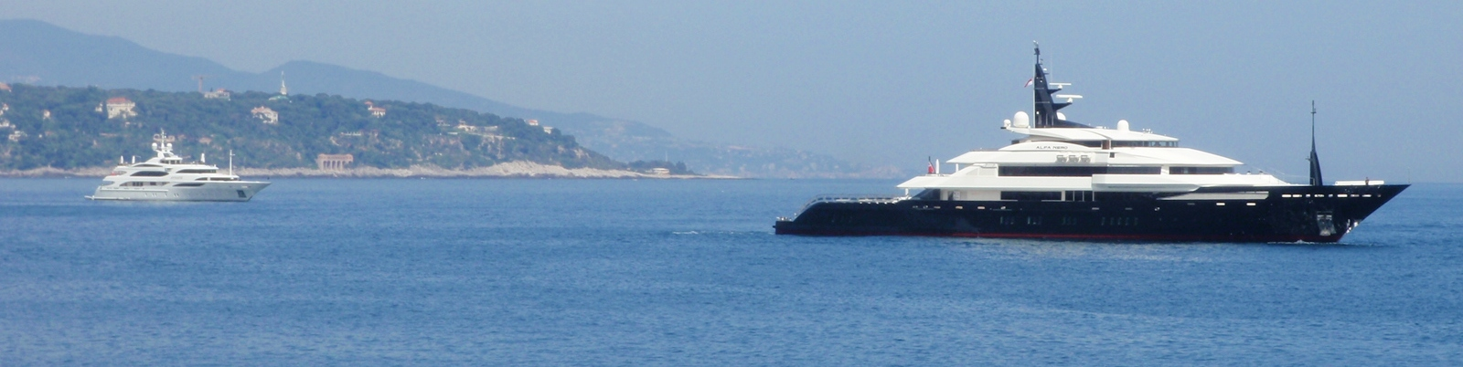 Alfa Nero - Photo Credit Monaco Yacht Spotter