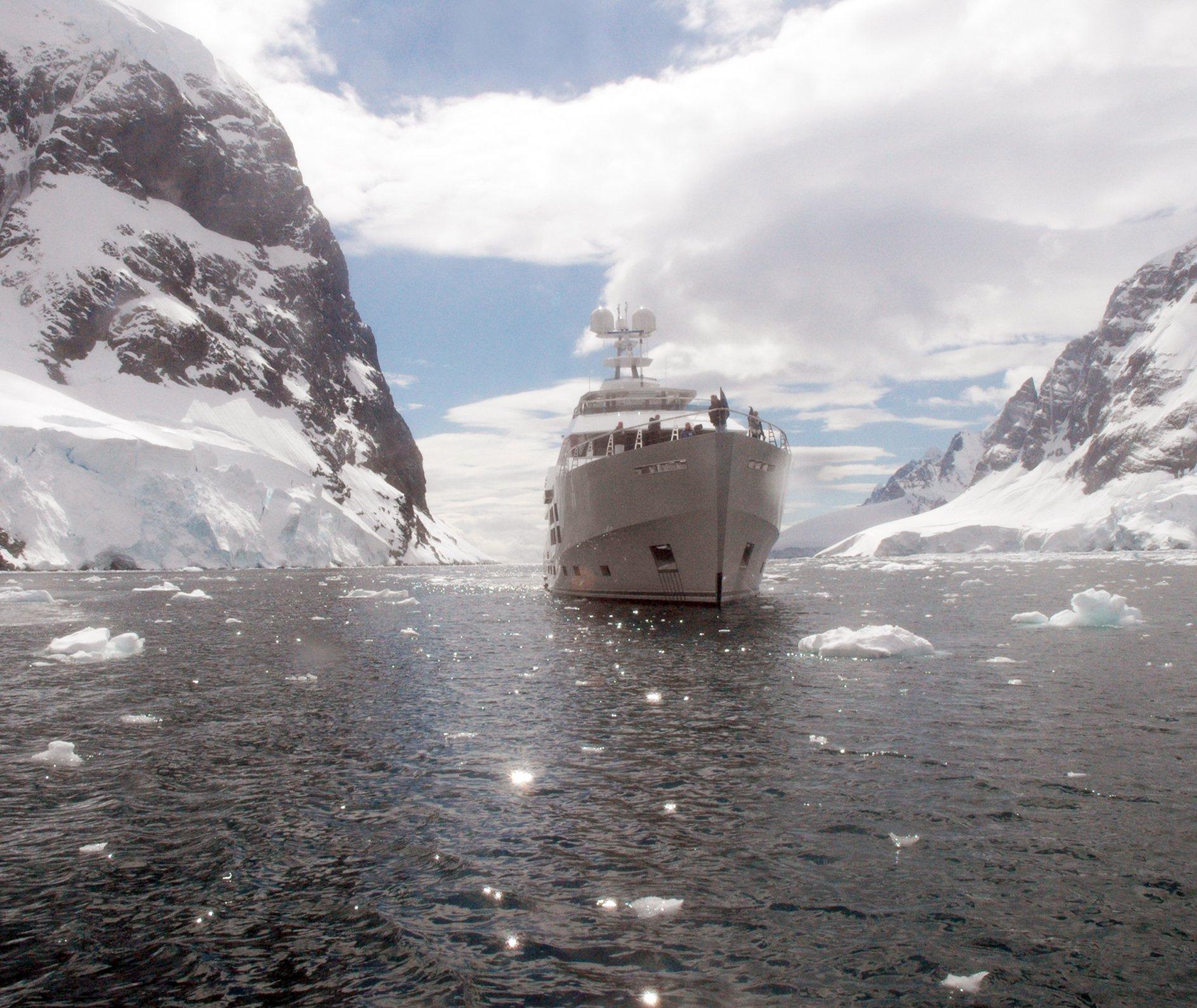 Explore Remote Destinations Aboard Big Fish