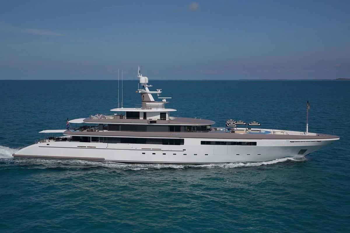 Motor Yacht ETERNITY