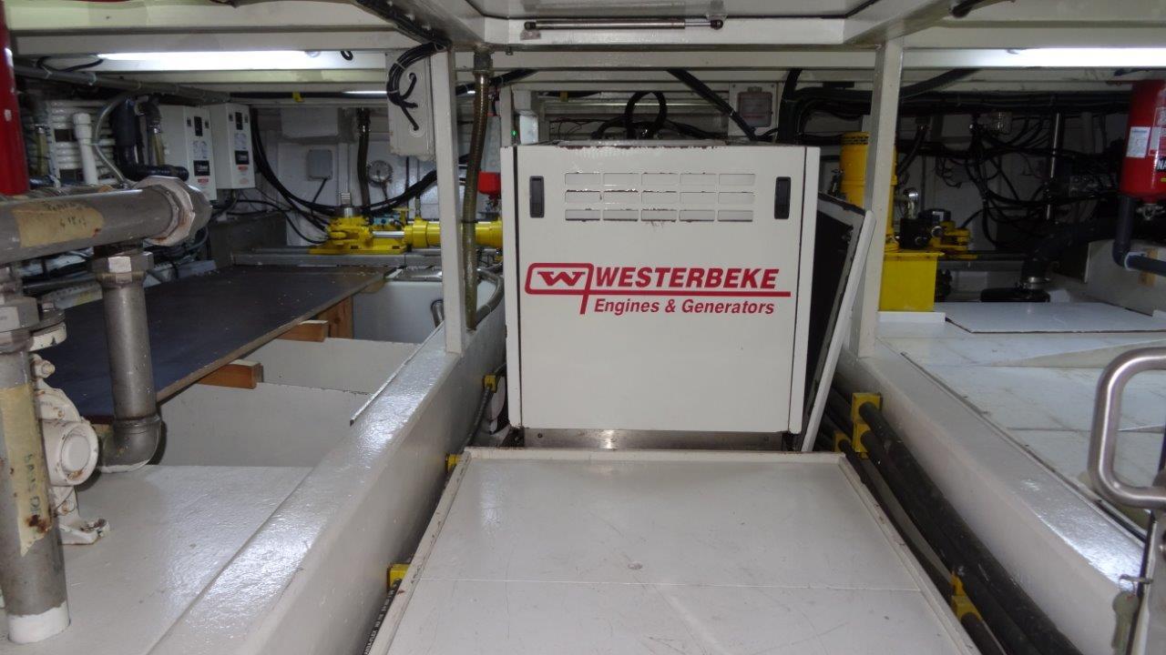 Night Generator  Strearing Air Condition