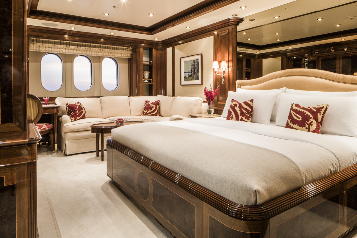 TATANIA Lower Deck Guest Cabin