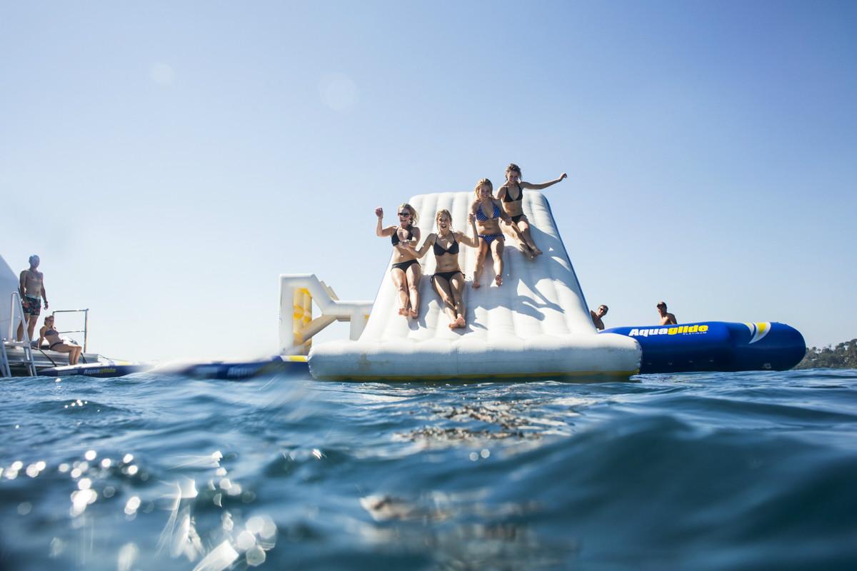 TITANIA Floating Water Toys
