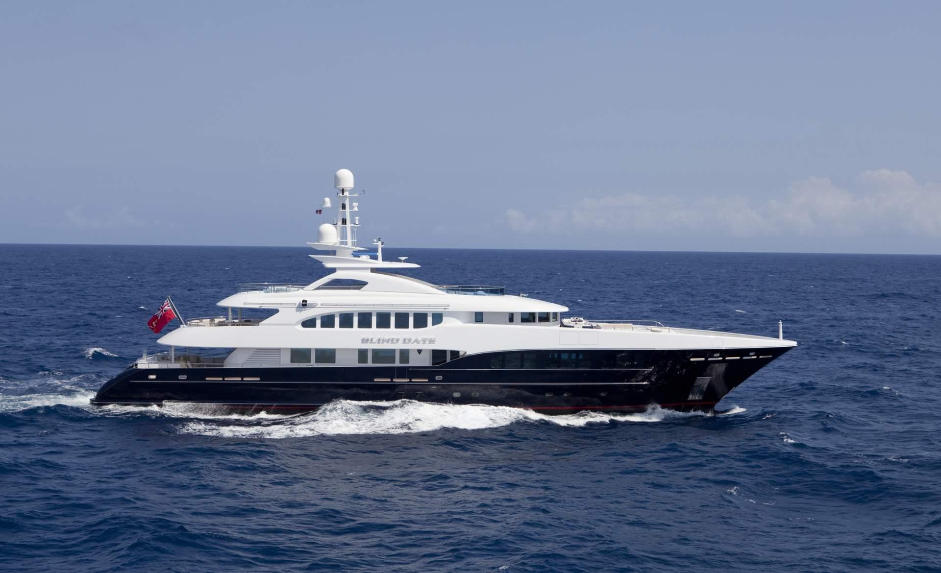 Yacht BLIND DATE - Heesen 47m 1