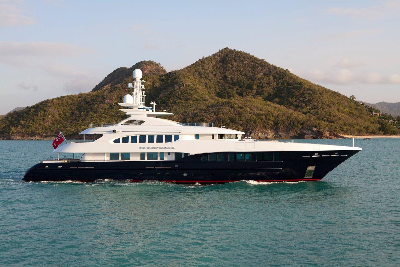 Yacht BLIND DATE - Heesen 47m 3