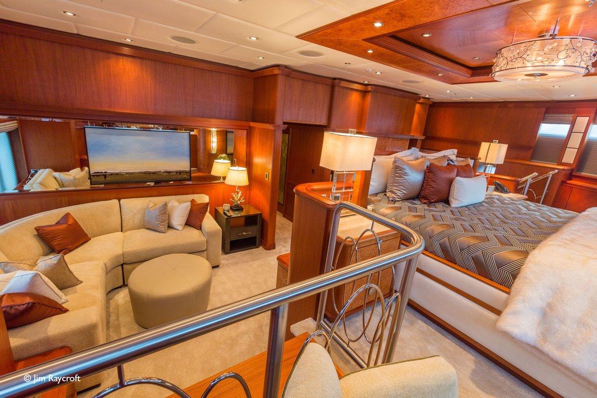 Yacht Skyfall By Trinity - Double Cabin