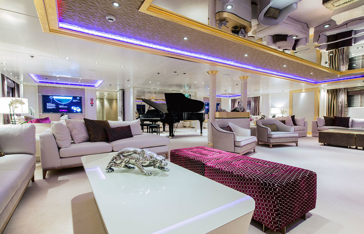 Elegant Salon