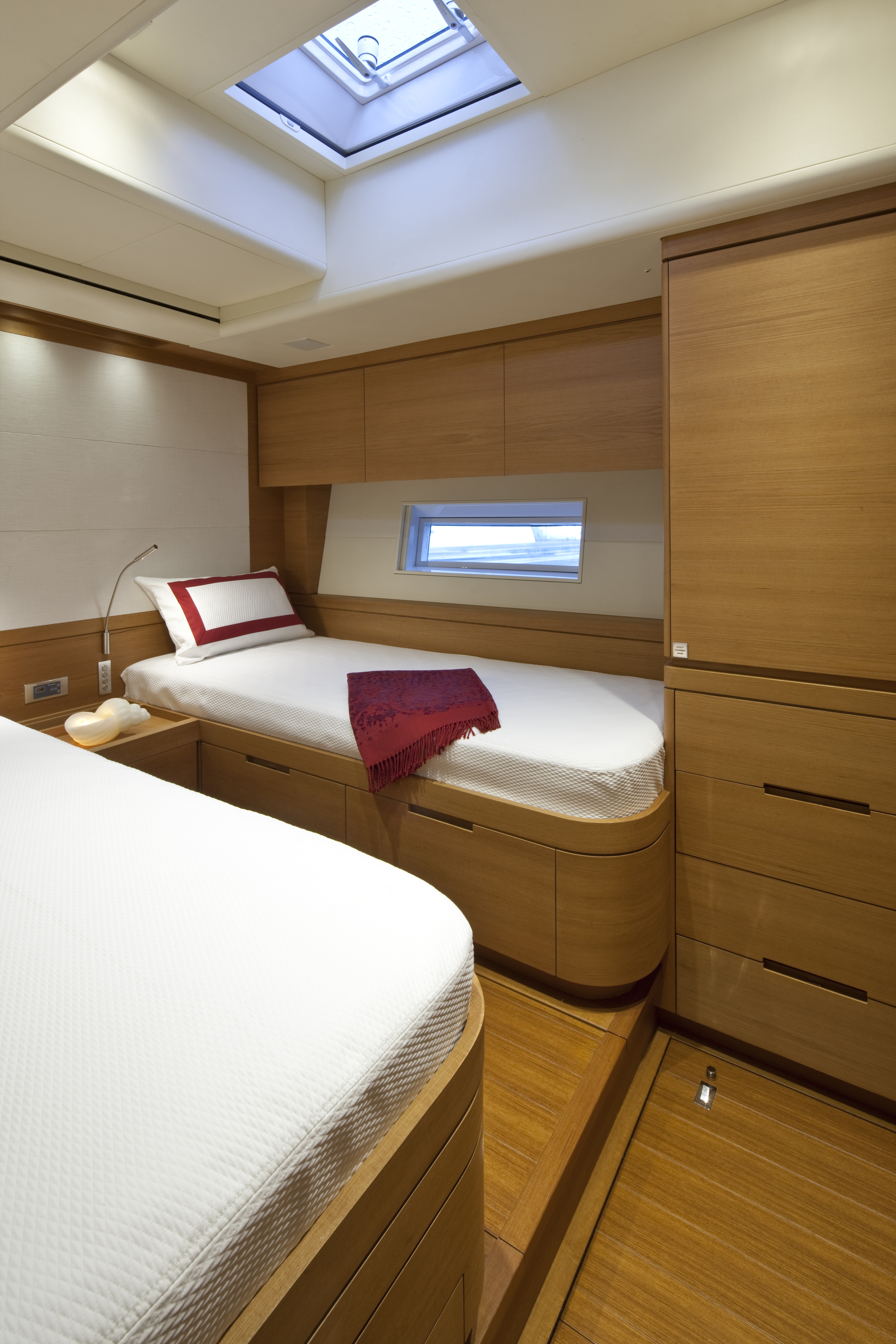 Guest Cabin To Port