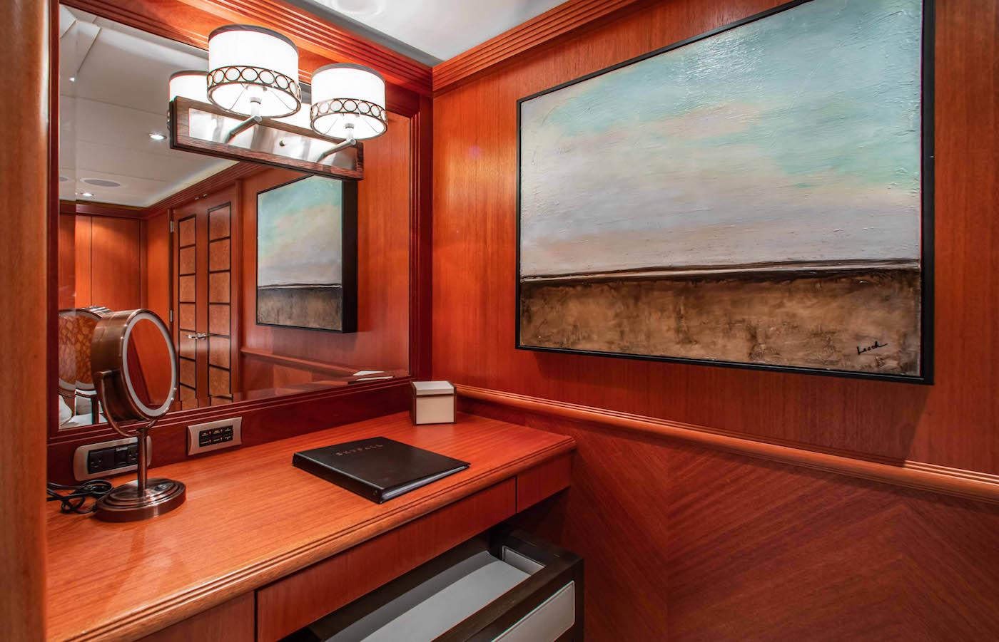 Guest Suite Vanity - King