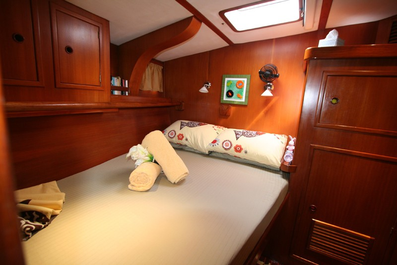 The 18m Yacht ANAHITA