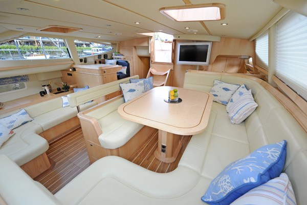 The 20m Yacht MORE MAGIC