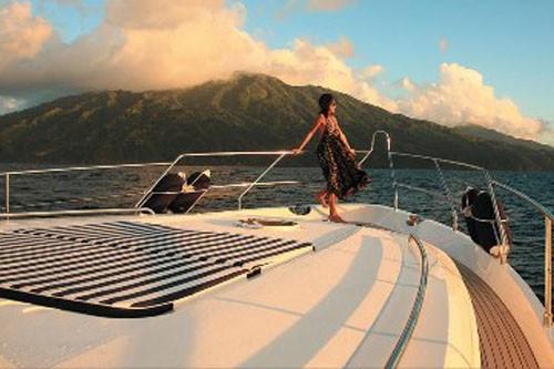 Life Aboard Yacht SORANA