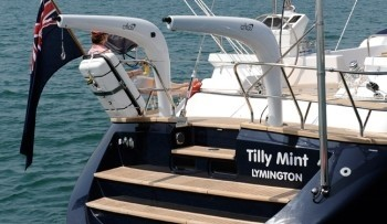 The 20m Yacht TILLY MINT