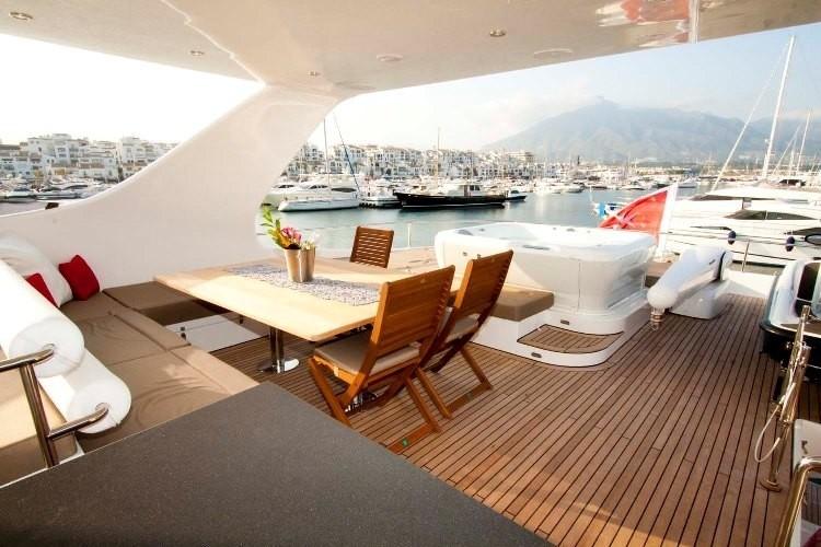 The 21m Yacht DAMRAK II