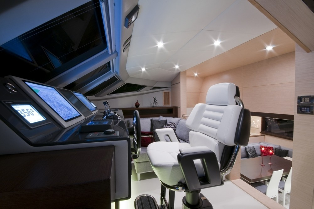 The 21m Yacht MAS