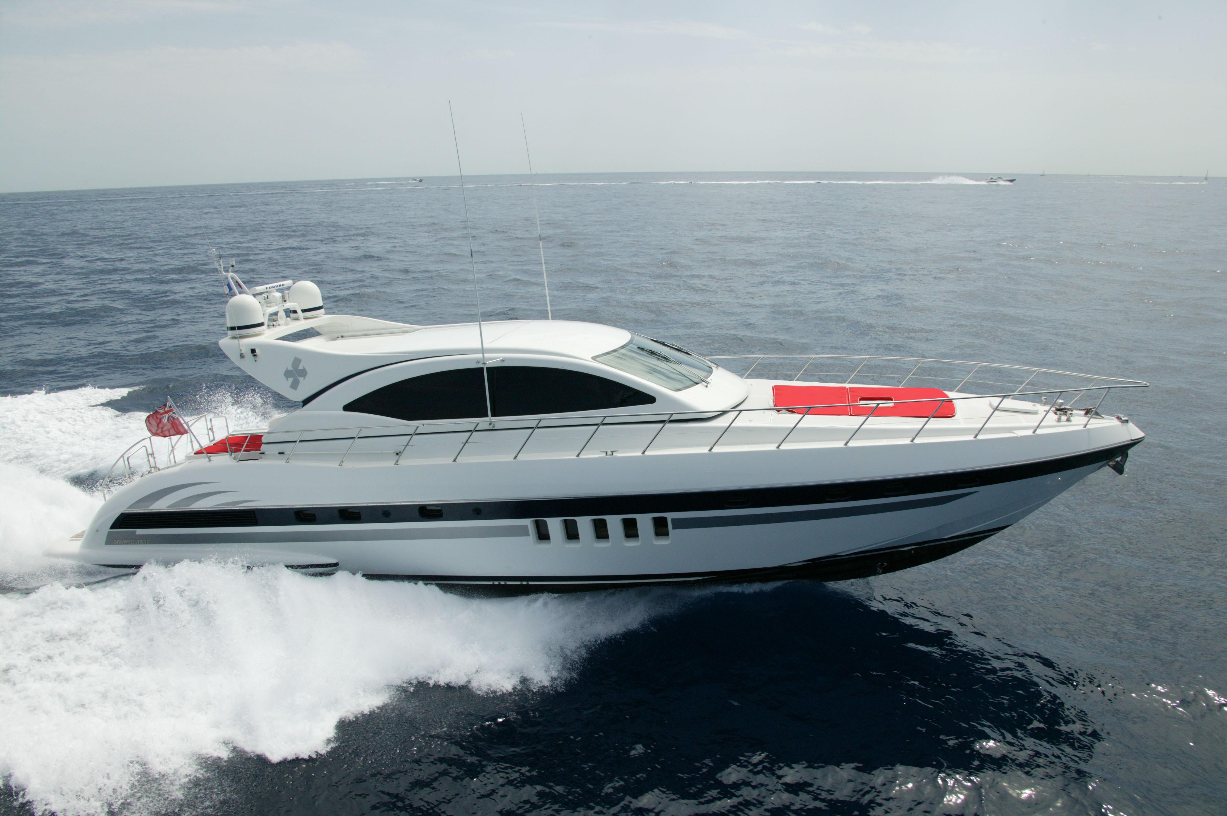 The 22m Yacht LORELEI