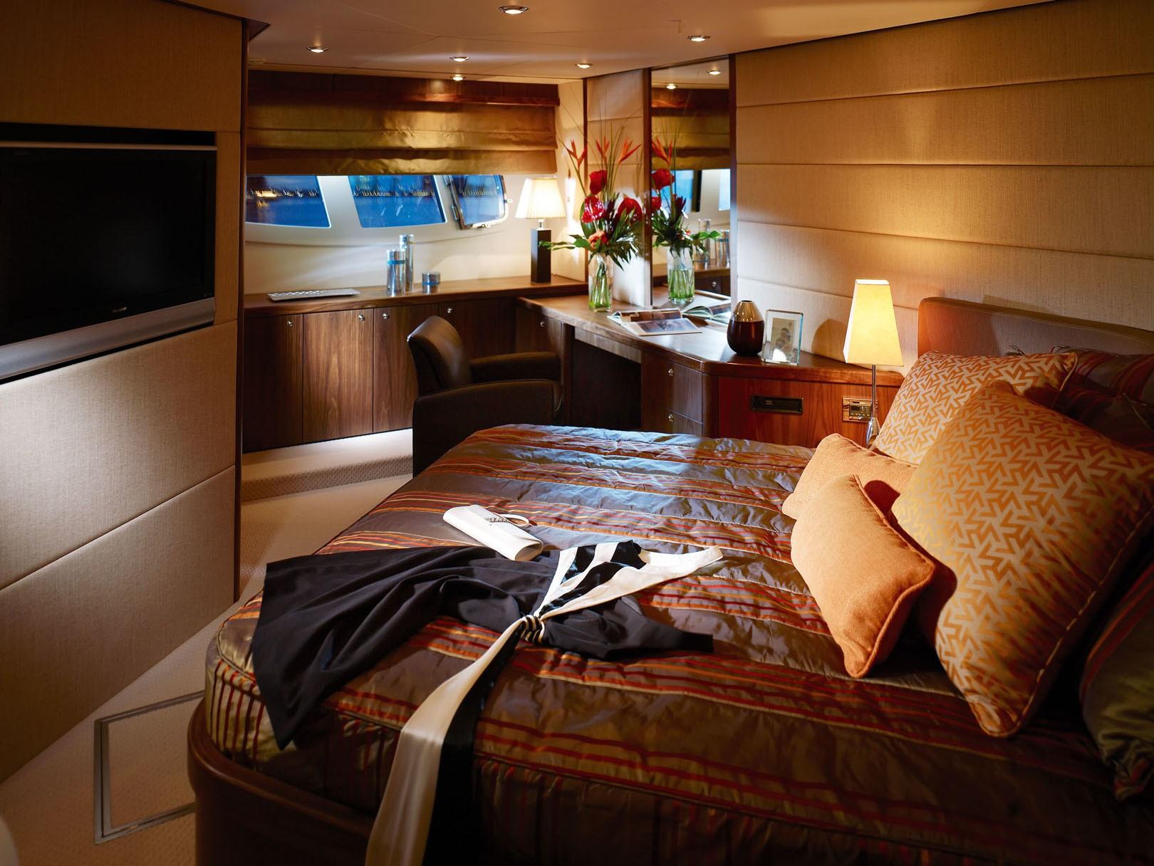 The 22m Yacht SAMAKANDA
