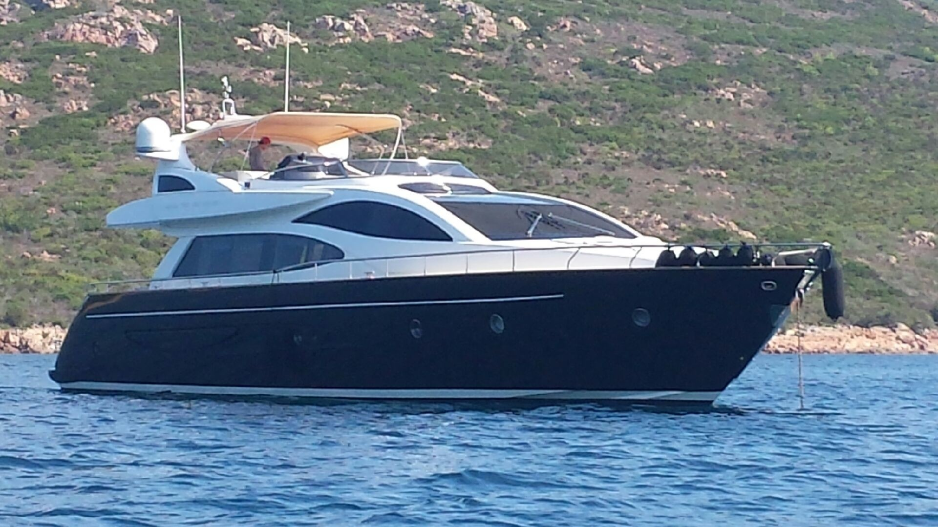 The 23m Yacht DOLCE MIA