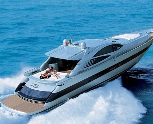 The 23m Yacht SILVER SEA