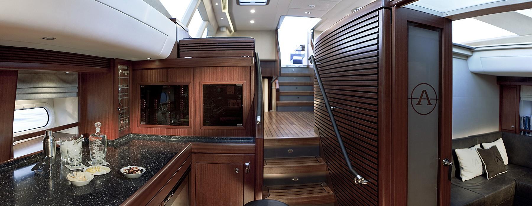 The 24m Yacht AIYANA