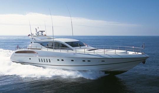 Cruising On Yacht BEST MOUNTAIN