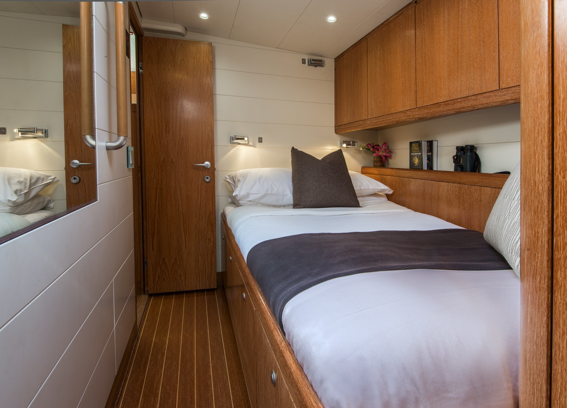 The 24m Yacht CLEVELANDER