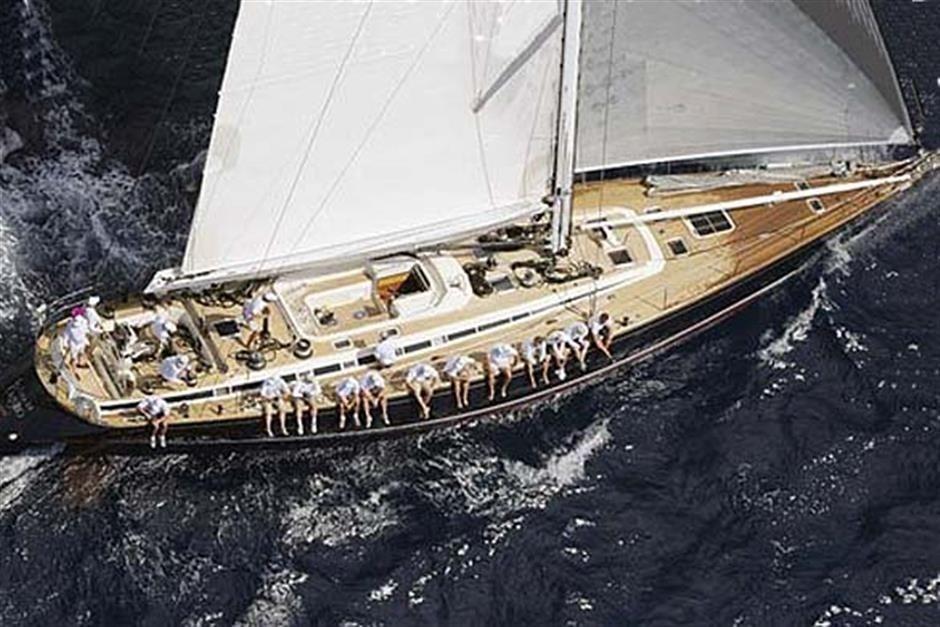 The 24m Yacht LA FORZA DEL DESTINO