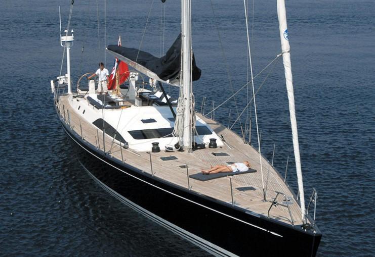 The 24m Yacht NIKATA